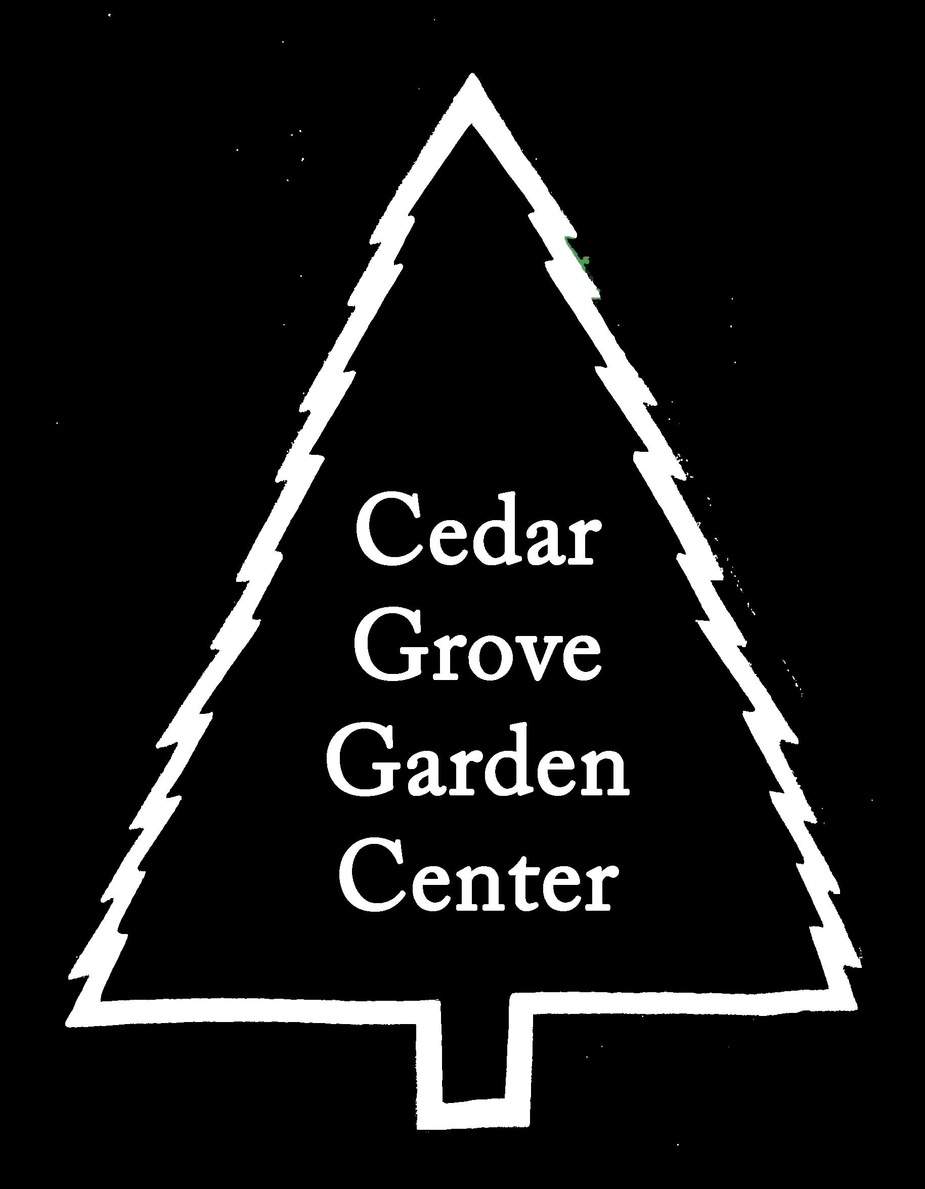 Cedar Grove Garden Center | Retail, Landscaping, Tradition.